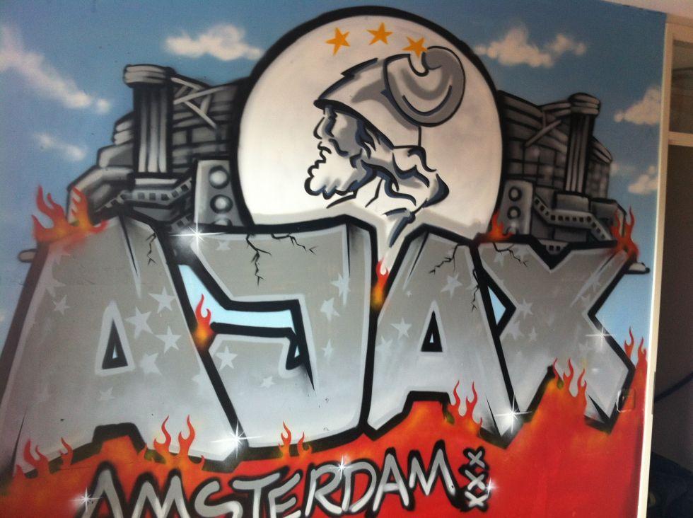 graffiti ajax