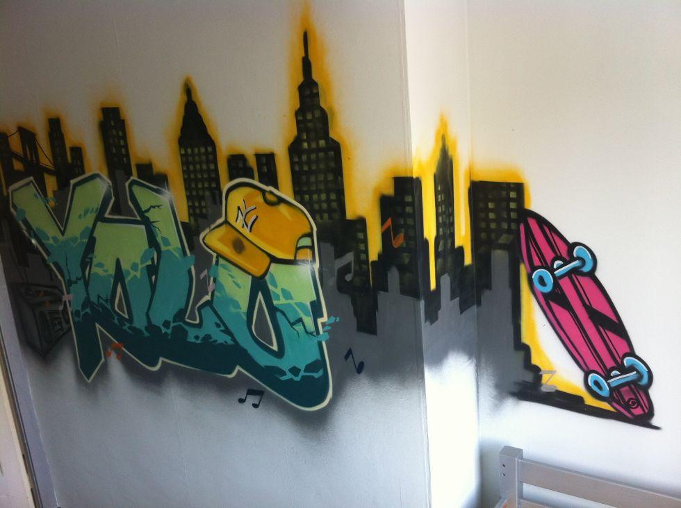 graffiti voor kinderen