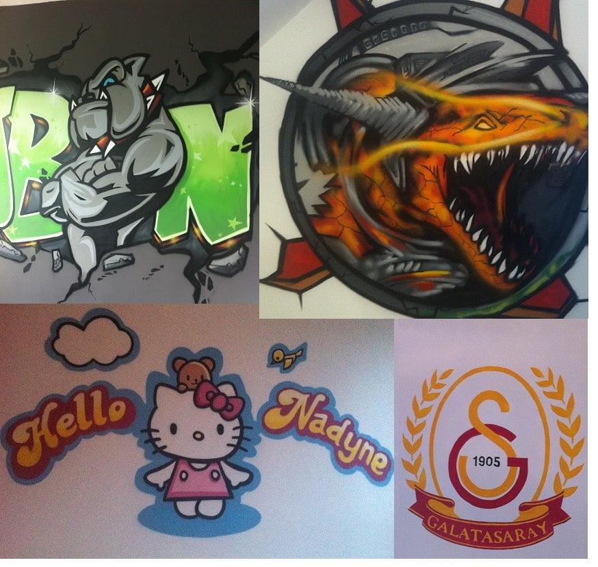 graffiti mix