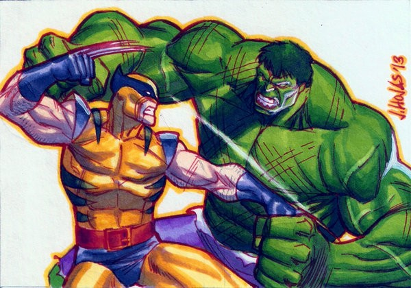 hulk_vs_wolvie_psc_by_hojasj-d68zb1y
