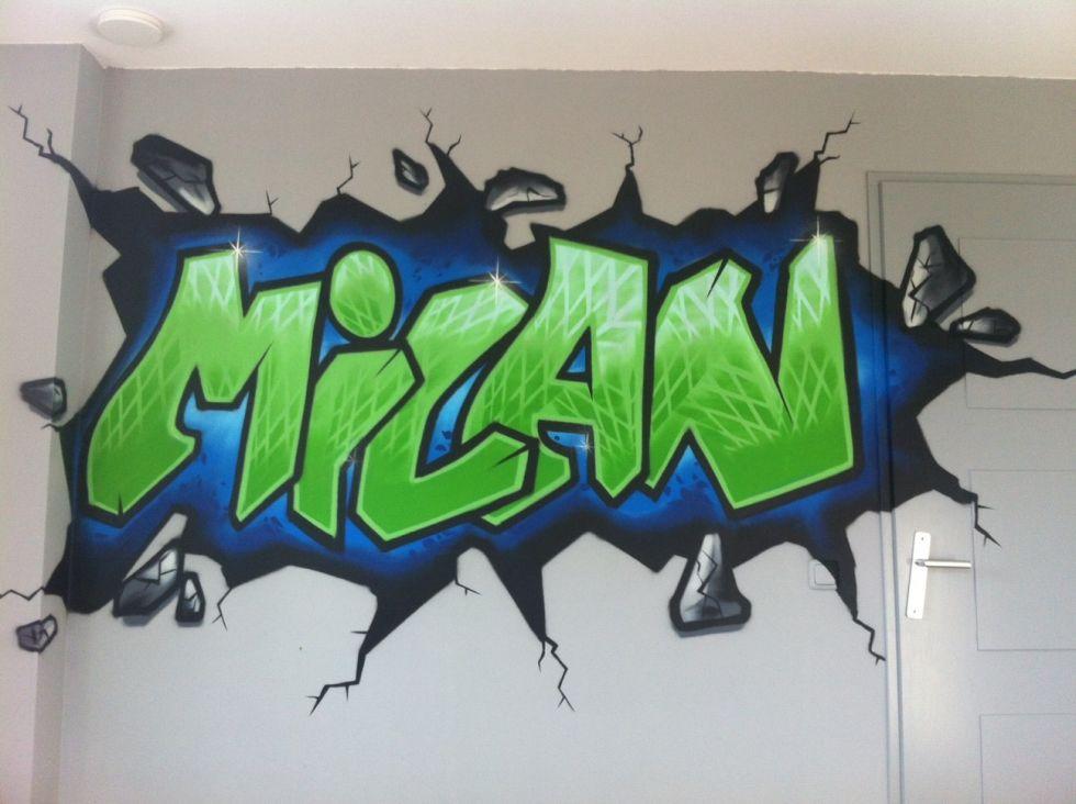 Graffiti Op Je Slaapkamer Muur : Bekijk HIER een overzicht van ...
