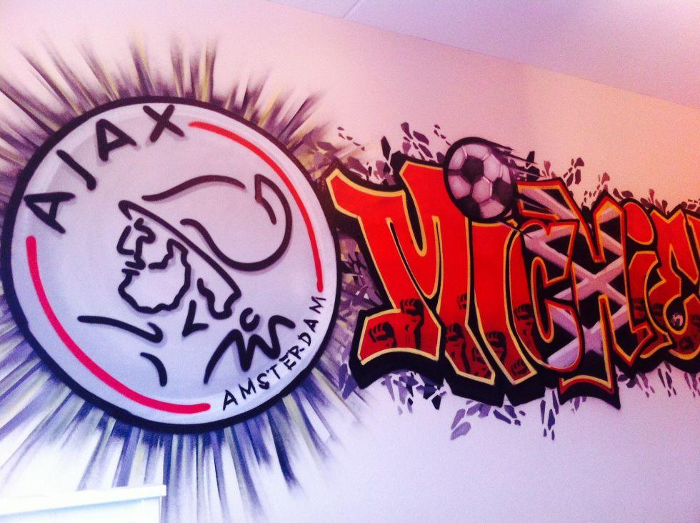 Graffiti Op Je Slaapkamer Muur : Deze graffiti namen komen vaak voor ...