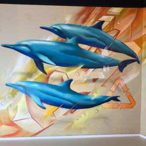 graffiti schildering